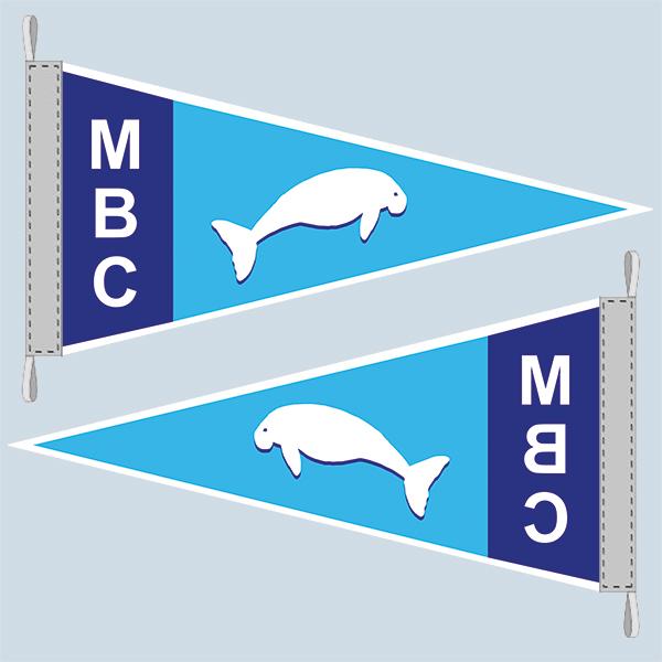 MBC Burgee MBC600300