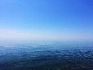 ocean distance
